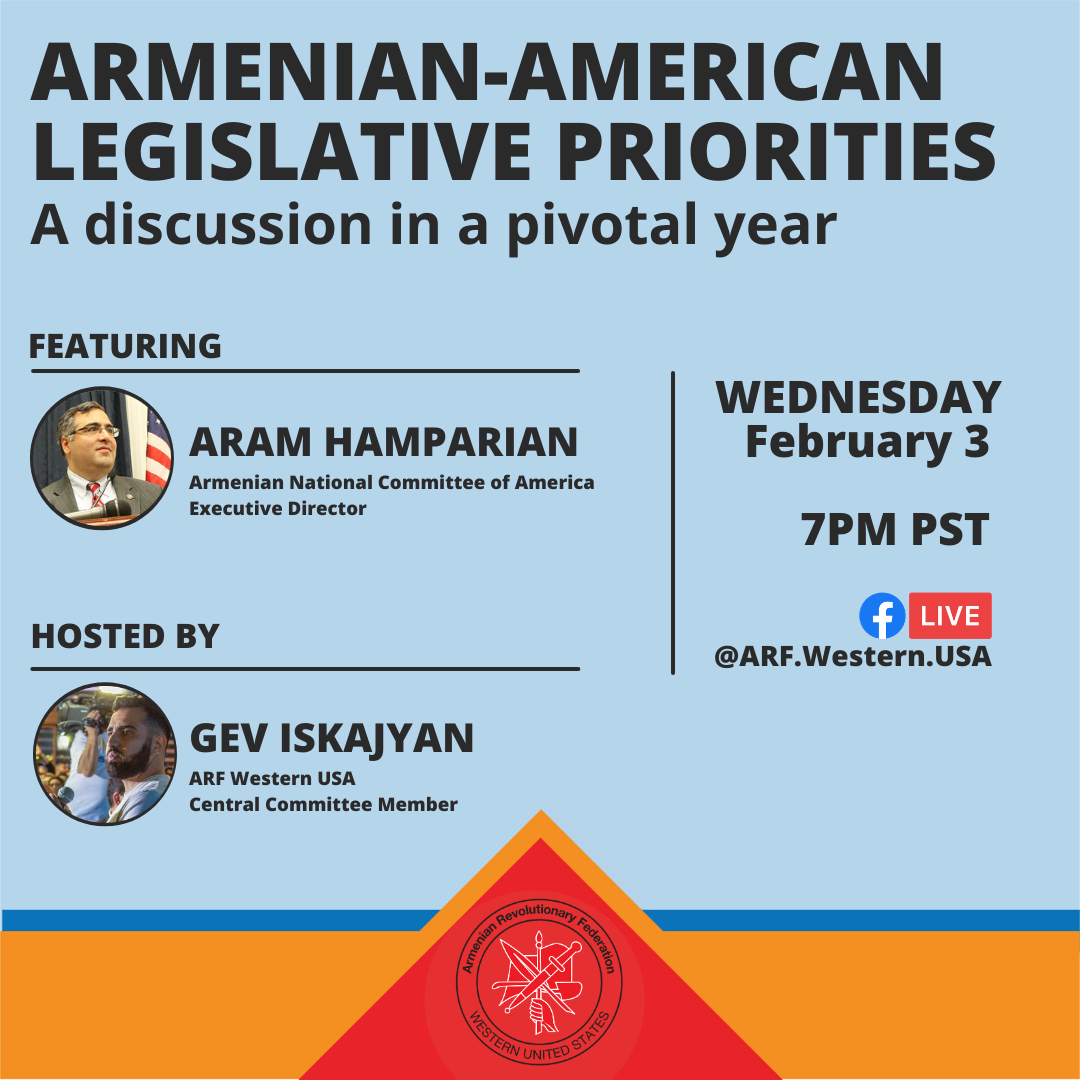 Interview with Aram Hamparian
