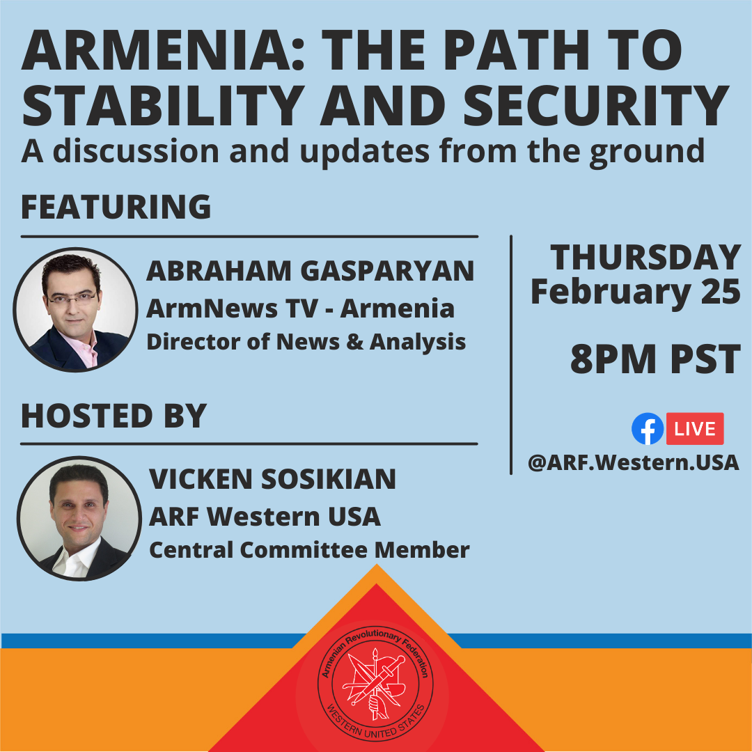 Interview with Abraham Gasparyan