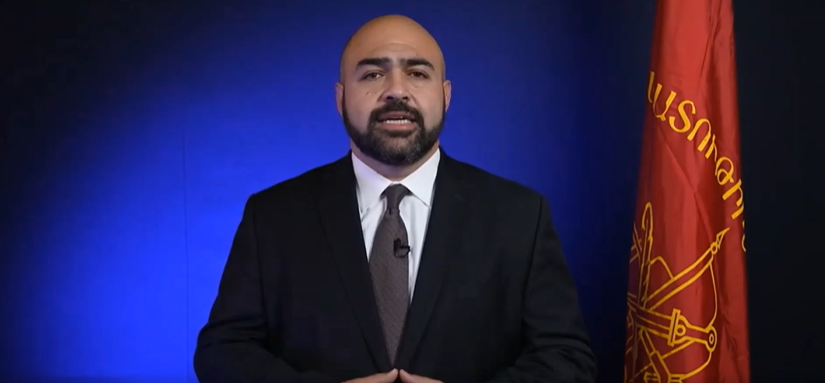 ARF Western US Central Committee Remarks for the Armenian Genocide Commemoration Televised Program by the Armenian Genocide Committee