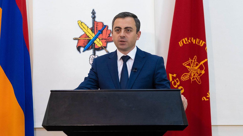 ARF Armenia Supreme Body Statement on Parliamentary Elections