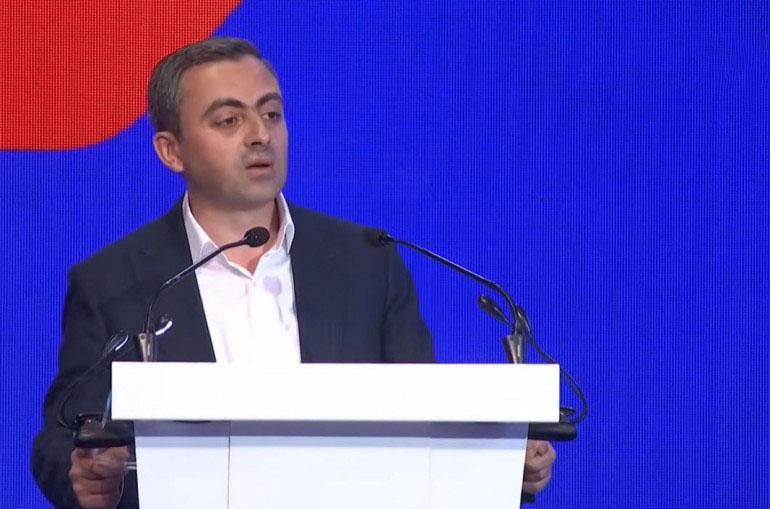 """Armenia"" Alliance Pre-Election Program Presentation"