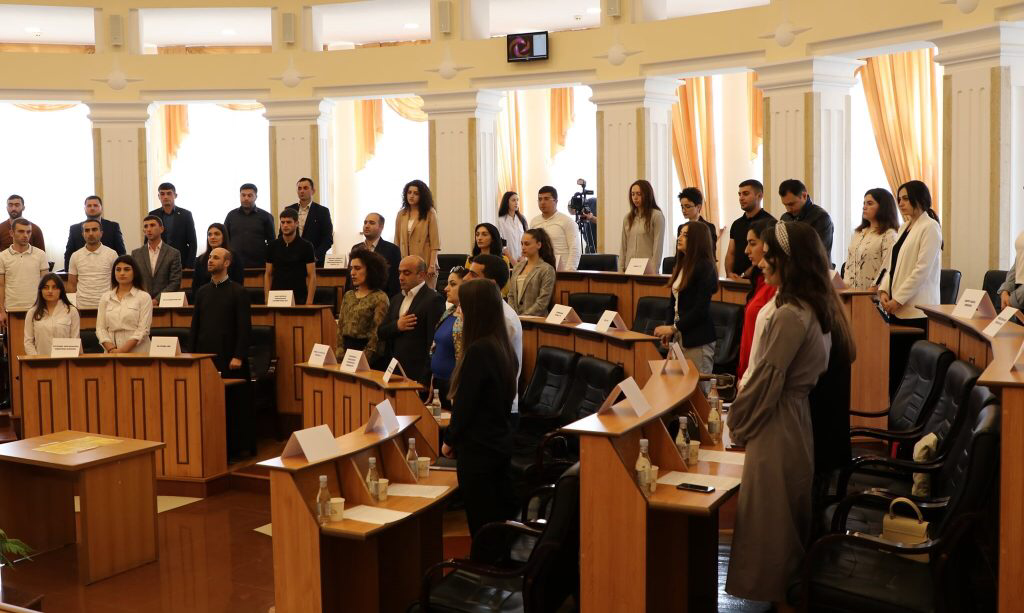 Thirty Two Artsakh Youth Organizations Issue Historic Declaration