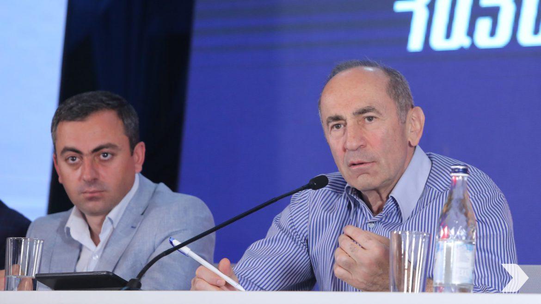 «Հայաստան» Դաշինքը Ներկայացնում է Առաջնահերթ Գործողությունների Ծրագիրը