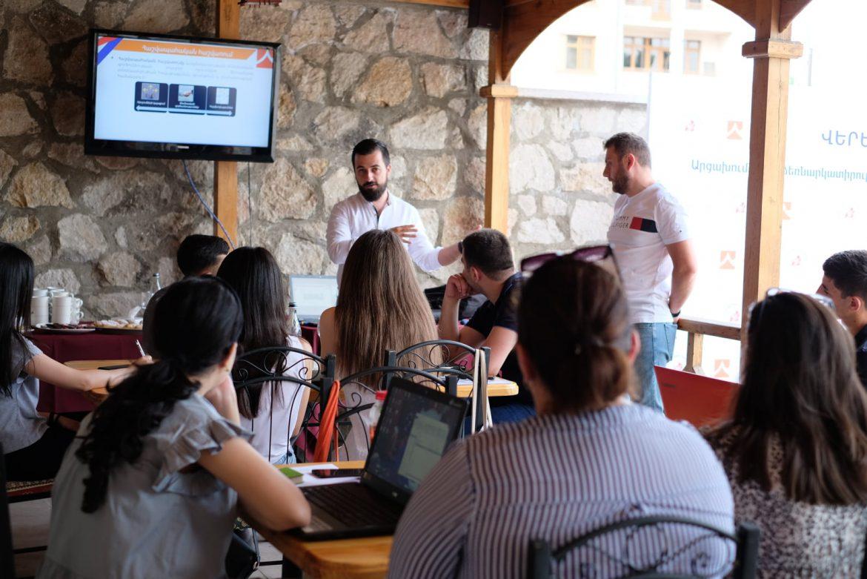 ARF Bureau Youth Office's Verelk Program Launches Business Bootcamp