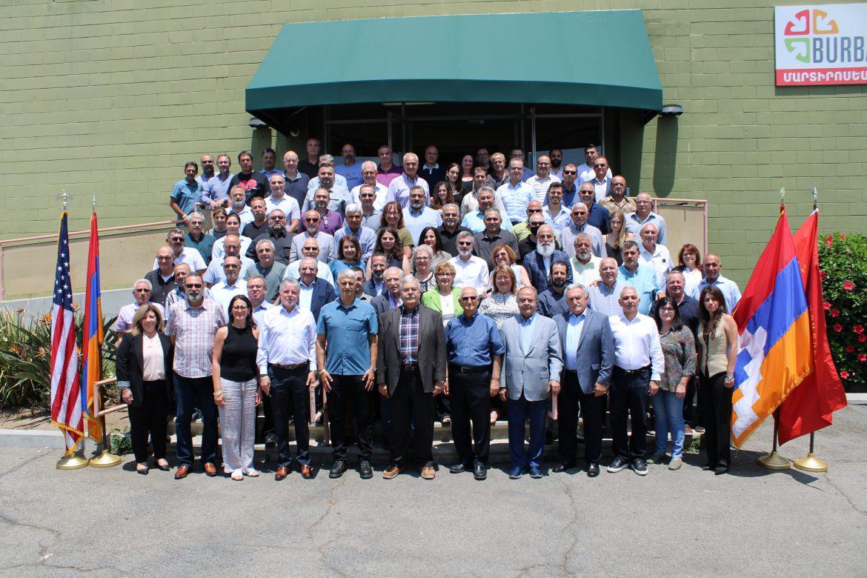 Յայտարարութիւն Հ.Յ.Դաշնակցութեան Արեւմտեան Ամերիկայի կառոյցի 55-րդ Շրջանային Ժողովի