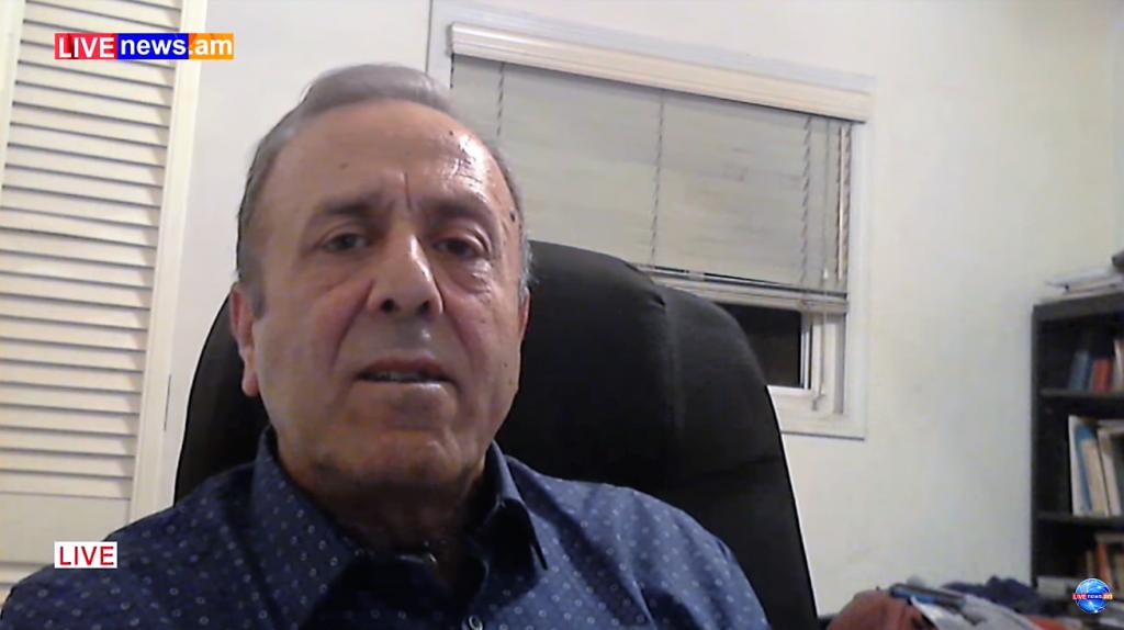 Վաչէ Բրուտեանի Հարցազրույցը «Մենք» հաղորդաշարի Եթերով