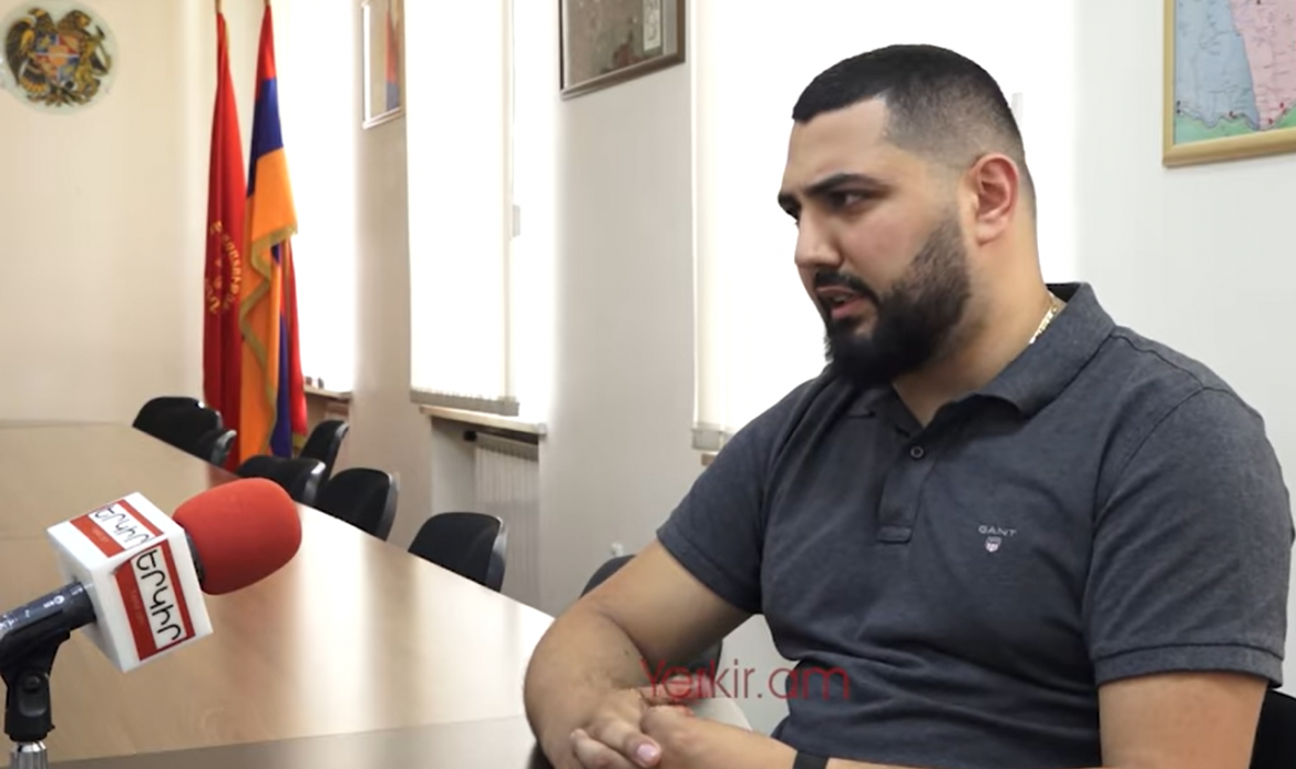 """ARF """"Nor Seround"""" Youth Organization of France Representative, Njteh Karakavorian, Discusses """"Project Yerguir"""" Youth Camps"""